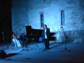 "Concert ""Krunk & Opera arias""  Castello of the Grand Magistrate´s Palace  2017 Rhodes/ Greece"